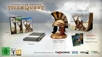 Titan Quest Anniversary Collector's Edition PS4 Brand New / Sealed