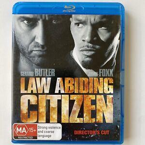 Law Abiding Citizen - Gerard Butler (Blu-ray) Australia Region B