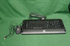 Razer Tarantula Black Gaming Keyboard w/ Death Adder Mouse RZ03-0007 #8963