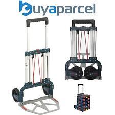 Bosch Pro L-Boxx herramienta caso Caddy Portátil Compacto Plegable Trolley De Aluminio