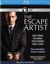 Masterpiece Mystery: The Escape Artist [Blu-ray], New DVDs