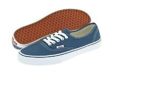 Vans Authentic Navy Canvas VN-0EE3NVY Unisex 100% Authentic Brand New