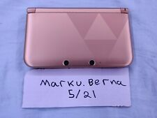 Nintendo 3DS XL Zelda Gold/Black - Limited Edition