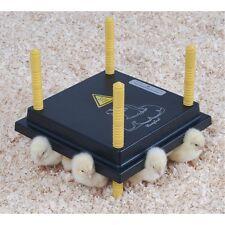 Wärmeplatte 30x30cm Küken-Aufzucht Kükenwärmer Geflügel Hühner Reptilien sparsam