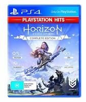 Horizon Zero Dawn Complete Edition Sony PS4 Playstation 4 RPG Action Game