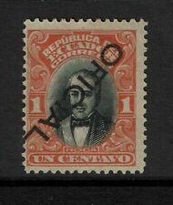 Ecuador SC# O169a, Mint No Gum, Hinge Remnant - S9129