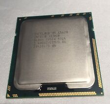 Intel Xeon E5620 Quad 2.4GHz 12MB 5.86GT/s SLBV4 LGA1366 CPU Server Processor