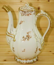 """New listing Haviland H5038 H&C Coffee Pot, 9"""" tall with Lid"""