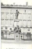 CPA 33 BORDEAUX  statue de carnot