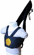 New Babytrooper multi-use baby walking harness,  Navy Blue3
