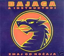 BAJAGA & INSTRUKTORI CD Zmaj od nocaja Zvezda Serbien Momcilo Bajagic Beograd