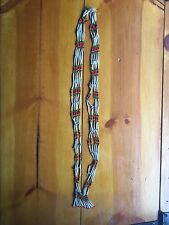 OLD AUTHENTIC DENTALIUM SHELL NECKLACE