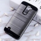 Luxury Shockproof Hybrid Rugged Dustproof Hard Back Case Cover For LG Phones New