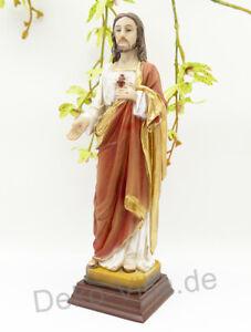 Misericordioso Jesus Christus Hausaltar Heiligenfigur Religion Figur Statue 22cm