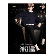 Noir by B.A.P The Vol.2 Album The Limited Edition The Jello Version