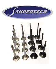 Supertech +1 mm VÁLVULAS DE ADMISIÓN & ESCAPE de gran tamaño-Para Nissan S15 SR20DET Silvia