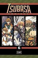 Tsubasa Omnibus 6, Good Condition Book, Clamp, ISBN 9781632361189