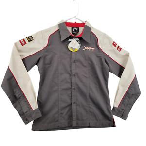 SKI-DOO X-TEAM DRESS PIT SHIRT NEW W/TAGS SIZE MENS SMALL P/N 4530860407