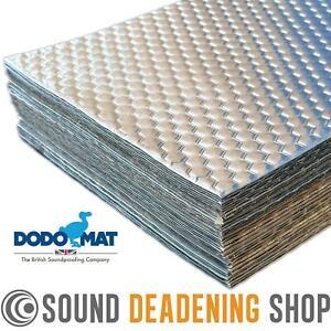 Sound Deadening Dodo Dead Mat Hex ? 40 Sheets 40sq.ft Car Vibration Proofing