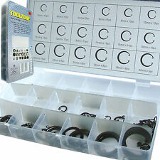 Assorted Circlip set / 180pc mixed size internal Cir Clips