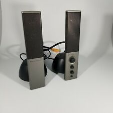 Altec Lansing VS4121 2.1 Computer Speakers right and left (no Sub)