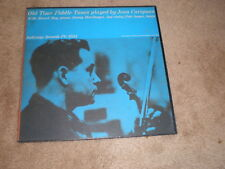 Jean Carignan LP Old Time Fiddle Tunes Played By