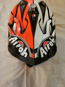 Airoh Aviator 2.3 Great Orange Gloss M (57-58) carbon ultra-light with bag
