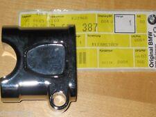 BMW R 850 1200 C PIÈCE DE BLOCAGE pare-brise en chrome gauche d=28mm 71607654387