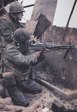 Vietnam War USMC Battle In City Limits Of Hue Amazing 8.5x11 Photo
