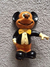 Older Vintage Walt Disney Productions Mickey Mouse Bank-Nice!