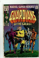Marvel Super-Heroes #18, GD/VG 3.0, 1st Appearance Guardians of the Galaxy