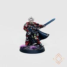 Warhammer 40k Blood Angels - Painted Primaris Captain - BoxedUp