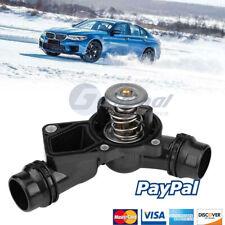 GA Engine Coolant Thermostat With Housing Sensor For BMW E39 E46 E53 E83 Z3 Z4