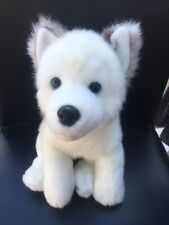 LUMI - Lapland UK White & Grey Husky Dog Soft Plush Toy