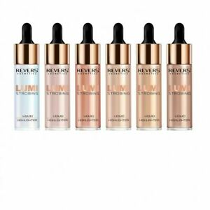 Revers LUMI STROBING Liquid Highlighter Intense Glow Skin 15 ml Make up