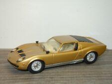 Lamborghini Miura - SMTS England *33611