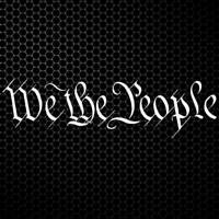We The People Sticker Constitution 2nd Amendment Decal Patriotic USA America