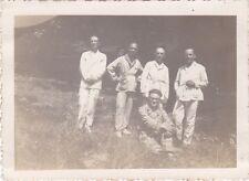 FOTO ALLIEVI UFFICIALI DI COMPLEMENTO A SPOLETO 1933 REGNO D'ITALIA -- 32-58