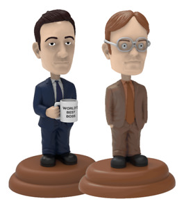 THE OFFICE Bobble Head Figure Series 1 Michael or Dwight