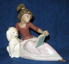Lladro A Lesson Shared # 5475 in Box