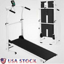 Folding Exercise Treadmill Motorized Running Home & Gym Fitness Cardio Machine