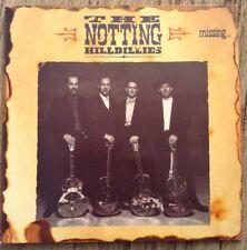 THE NOTTING HILLBILLIES Missing...presumed Having A Good Time LP España 1990 842