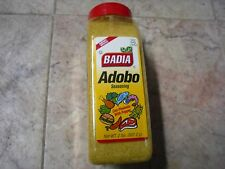 New !  2 X 32 oz BADIA Adobo Seasoning Con Pimienta With Pepper