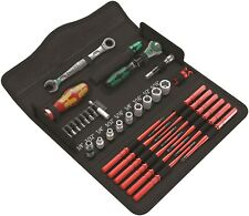 Wera Kraftform Kompakt Maintenance W1 USA Set SAE 35 Pieces 05135871001