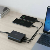 AUKEY PD 72W USB C Power Delivery 3.0 & Dual Port USB Desktop Charger PA-Y12 UK