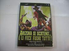 ARIZONA SI SCATENO' E LI FECE FUORI TUTTI - DVD SIGILLATO - ANTHONY STEFFEN
