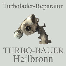 Turbocompresor reparación VW passat tdi 2,0 16 V BMM 103 kw 140 PS