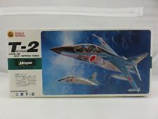 Hasegawa Mitsubishi T-2 Japan Air Force 1/72 Scale Plastic Model Kit UNBUILT