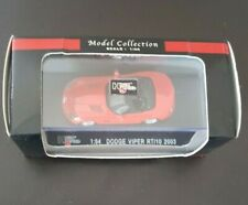 High Speed Diecast Collectable Model Car 1:64 Scale Dodge Viper RT/10 2003