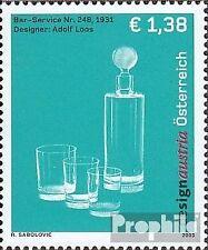 Oostenrijk 2408 postfris 2003 Ontwerpen Oostenrijk